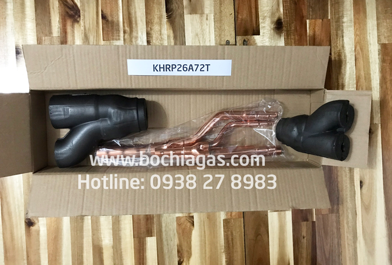 bộ chia gas KHRP26A72T